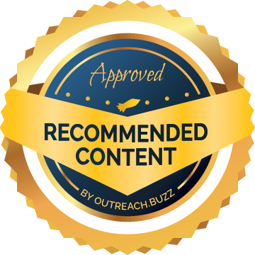 Recommended Content Website - Approved by Outreach.Buzz