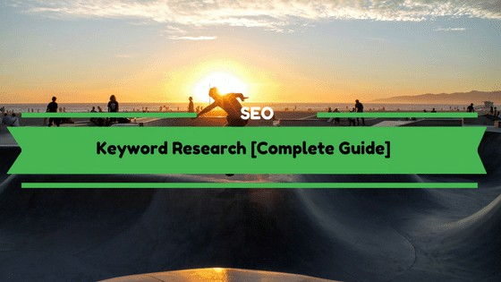 How to do Keyword Research [Complete Guide]