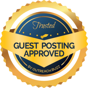 OutreachBuzz Guest Posting Approved Seal