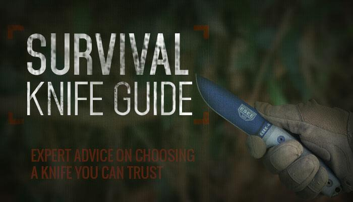 Crowdsourced Buyer's Guide: Survival Knife Guide