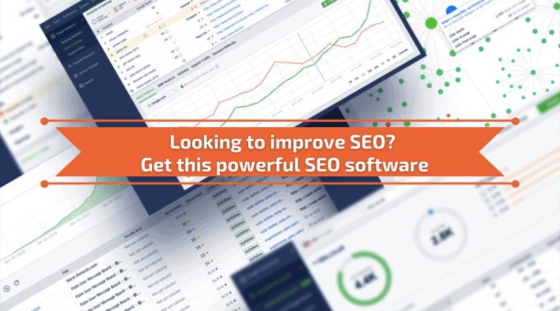 Looking to improve SEO? Get this powerful SEO software