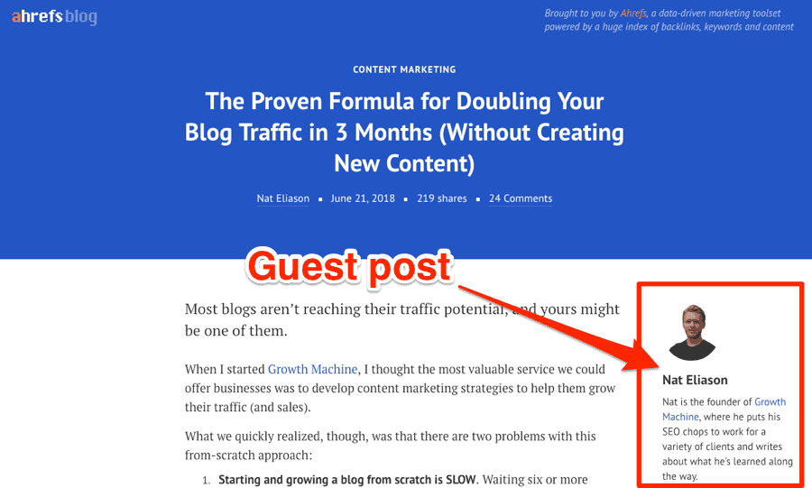 Guest Post Example